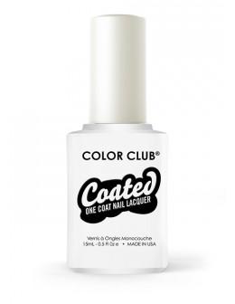 Lakier Color Club kolekcja Coated One Coat 15ml - One-step French Tip