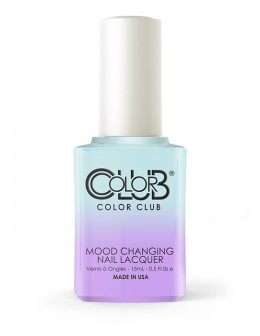 Lakier Color Club kolekcja MOOD Ombre 15ml - Blue Skies Ahead