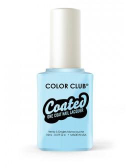 Lakier Color Club kolekcja Coated One Coat 15ml - One-step Take Me To Your Chateau