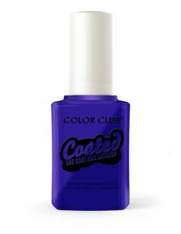 Lakier Color Club kolekcja Coated One Coat 15ml - One-step Bright Night