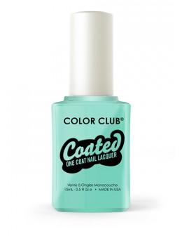 Lakier Color Club kolekcja Coated One Coat 15ml - One-step Age Of Aquarius