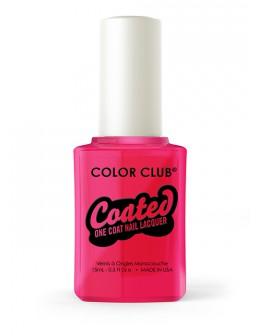 Lakier Color Club kolekcja Coated One Coat 15ml - One-step Jachie Oh!