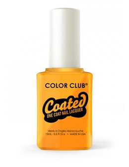Lakier Color Club kolekcja Coated One Coat 15ml - One-step Psychedelic Scene