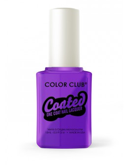 Lakier Color Club kolekcja Coated One Coat 15ml - One-step Disco Dress