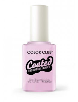 Lakier Color Club kolekcja Coated One Coat 15ml - One-step Diggin' The Dancing Queen