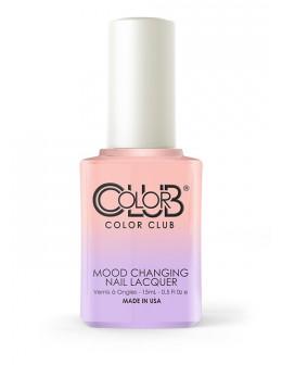 Lakier Color Club kolekcja MOOD Ombre 15ml - Everything's Peachy