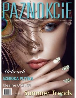 "Professional Nail Magazine ""Paznokcie"" nr 82 (3/2017)"