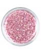 Konfetti cekiny - jasno różowe