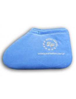 Skarpety ocieplane EF (para) - niebieskie