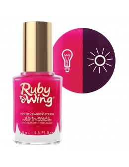 Ruby Wing Nail Lacquer 15ml - Make Love Nor War