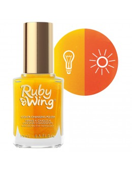 Ruby Wing Nail Lacquer 15ml - What's the Groove