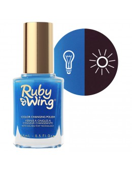 Ruby Wing Nail Lacquer 15ml - Wavy Baby