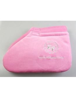 Skarpety ocieplane EF (para) - różowe