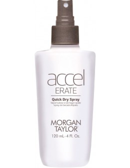 Morgan Taylor Accelerate Quick Dry Spray 120ml