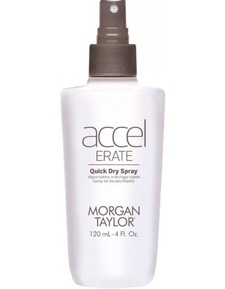 Wysuszacz Morgan Taylor Accelerate Quick Dry Spray 120ml