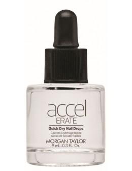 Morgan Taylor Accelerate Quick Dry Nail Drops 9ml