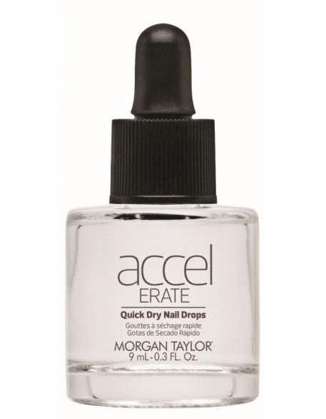 Wysuszacz Morgan Taylor Accelerate Quick Dry Nail Drops 9ml