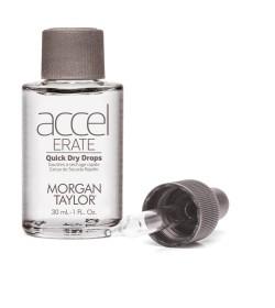 Wysuszacz Morgan Taylor Accelerate Quick Dry Drops 30ml