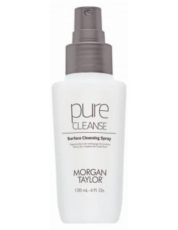 Płyn do przemywania paznokci Morgan Taylor Pure Cleanse Surface Cleansing Spray 120ml