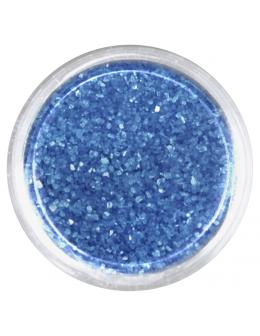 Ozdoba piasek - ciemno niebieski