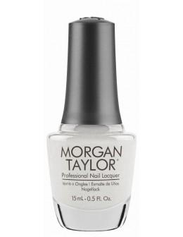 Morgan Taylor 15ml - Matadora Collection - I'm Drawing a Blanco