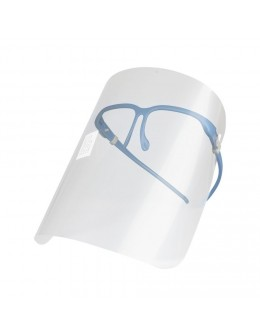 EF Professional Face Shield - blue