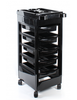 Beauty Trolley - black