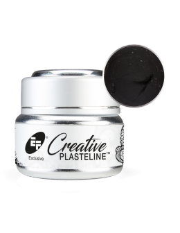 Plastelina do zdobień EFexclusive Creative Plasteline 5g - Black