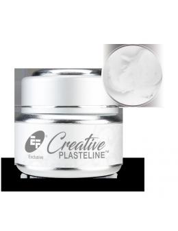 Plastelina do zdobień EFexclusive Creative Plasteline 5g - White