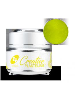 Plastelina do zdobień EFexclusive Creative Plasteline 5g - Neon Yellow