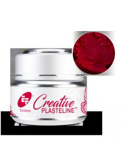 Plastelina do zdobień EFexclusive Creative Plasteline 5g - Ruby Pink