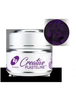 Plastelina do zdobień EFexclusive Creative Plasteline 5g - Dark Lilac