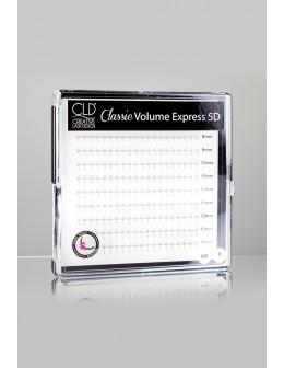 Rzęsy CLD 5D Classic Volume Express