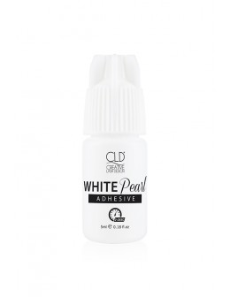 CLD White Pearl Adhesive 5ml