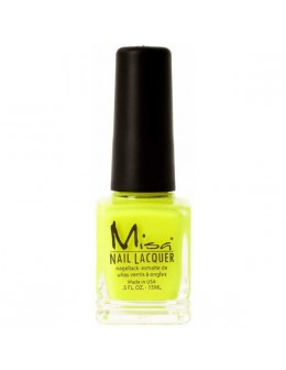 Lakier A Sunny Smile Makes me go Wild MISA 15 ml. 1/2 oz.