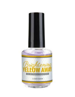 Utwardzacz Euro Fashion Brightening Yellow Away 15ml