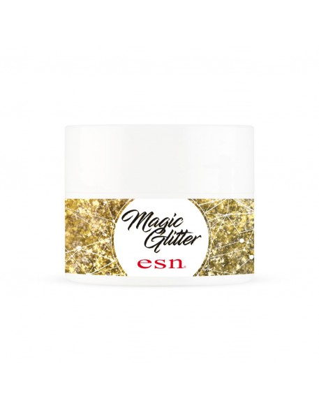 Żel brokatowy ESN Magic Glitter UV/LED Gel 5g - Cinderella