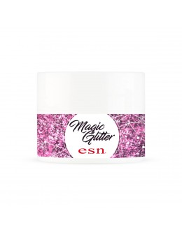 Żel brokatowy ESN Magic Glitter UV/LED Gel 5g - Pink Sugar