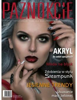 "Professional Nail Magazine ""Paznokcie"" nr 83 (4/2017)"