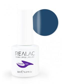 4Pro Nail Tech REALAC Soak Off Gel Polish 8ml - 19 - Cerulean