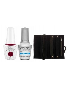 Hand&Nail Harmony Little Miss Nutcracker Collection + Jewelry Roll Bag