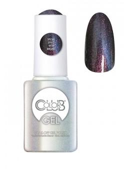 Color Club Soak-Off Gel Polish 15ml - Purrfectly Purple