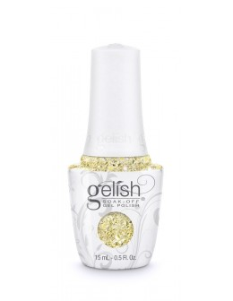 Gelish Thrill Of The Chill Collection 15ml - Ice Cold Gold