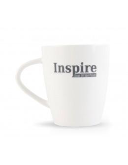 Kubek z logo Inspire Mug