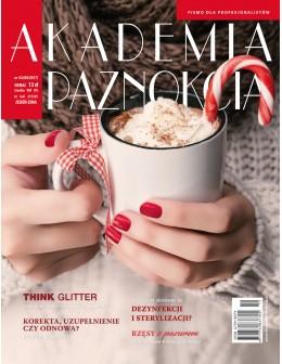 Pismo dla profesjonalistów Akademia Paznokcia nr 62 (04/2017)