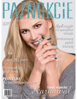 "Professional Nail Magazine ""Paznokcie"" nr 84 (5/2017)"