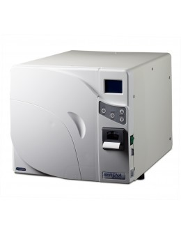 Autoclave SERENA 18 M9010/100/2 version with built-in printer - on request