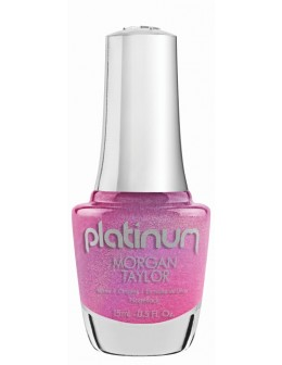 Morgan Taylor 15ml - Platinum Collection - Holo Lover