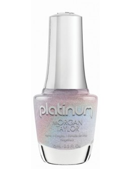 Morgan Taylor 15ml - Platinum Collection -Liquid Bling
