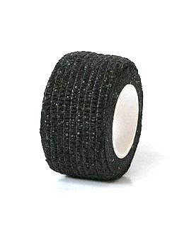 Bandaż ochronny - czarny
